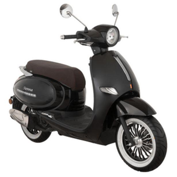 Oferta de IGM - Moto Sienna 150CC | 2020 Negro por 1520€
