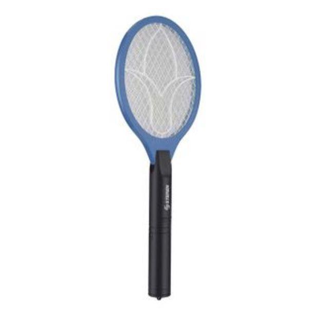 Oferta de Steren exterminador fly killer raqueta por 5€