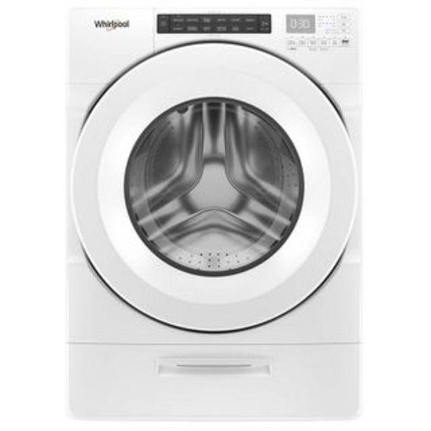 Oferta de Whirlpool - Lavadora automatica 7MWFW5622HW | 18 Kg por 1409,03€