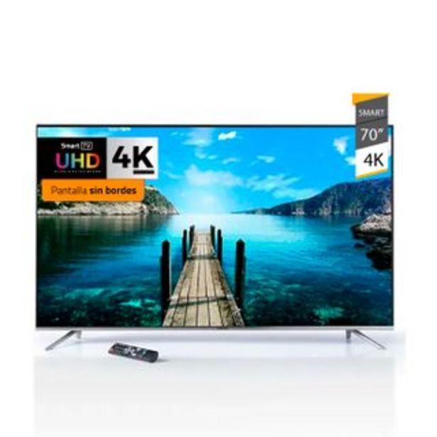 "Oferta de Indurama - Televisor 70TIHX1UHD 70"" | UHD por 1404,5€"