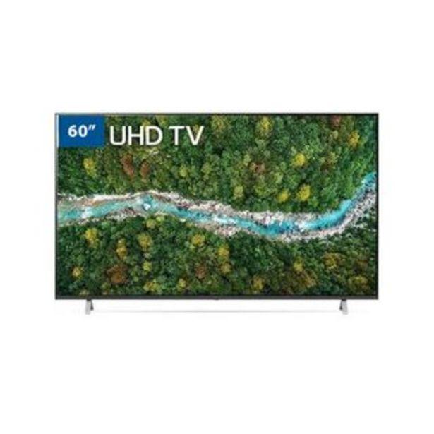 "Oferta de LG - Televisor Led UP7750PSB 60"" | UHD 4K por 1024,98€"