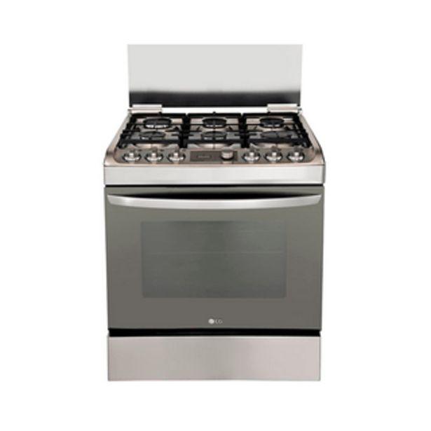 Oferta de LG - Cocina a gas RSG314M por 848,95€