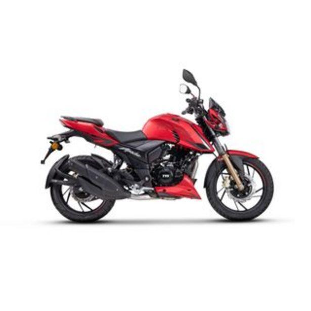 Oferta de TVS - Moto Apache Sport RTR 200 4V |2021 Rojo por 3790€