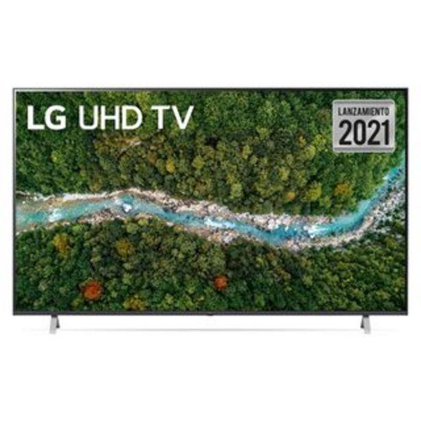 "Oferta de LG - Televisor Led UP7750PSB 50"" | UHD 4K por 925,04€"