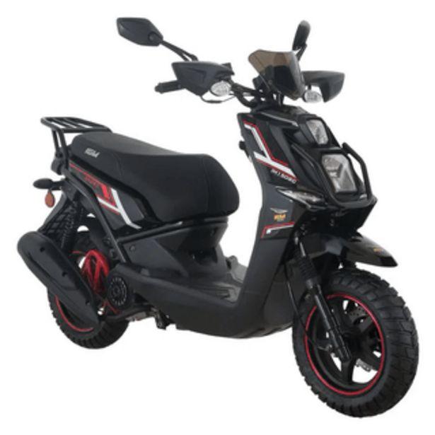 Oferta de IGM - Moto Scooter IM150SC-12 | 2021 Negro por 1589,81€