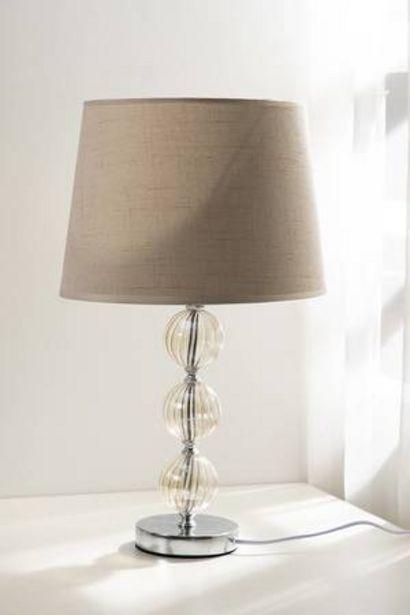 Oferta de Lámpara de metal para mesa Creative por 48,99€