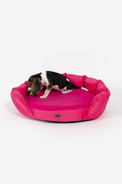 Oferta de Cama Media Luna para Mascotas Grande Be Pets por 49,99€