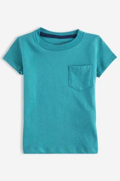 Oferta de Camiseta unicolor manga corta Baby Kiddo por 8,99€