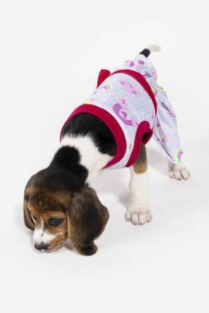 Oferta de Vestido Margarita de Arcoíris Be Pets Razas Pequeñas y Medianas  por 8,99€