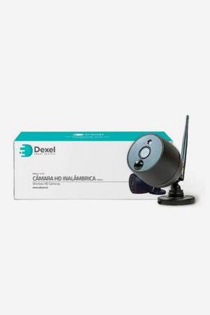 Oferta de Cámara de seguridad y video vigilancia para exterior Dexel por 71,99€