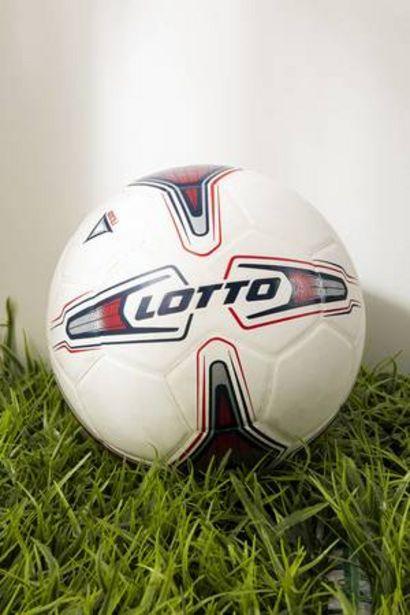 Oferta de Balón de Fútbol Lotto Medio Bote  por 28,99€
