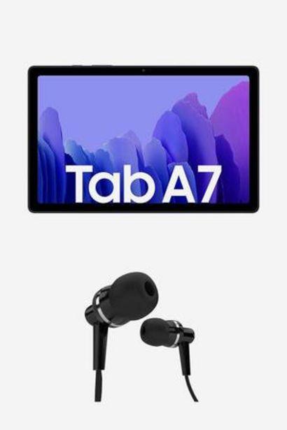 Oferta de Tablet Samsung TAB T225 + Audífonos por 284€