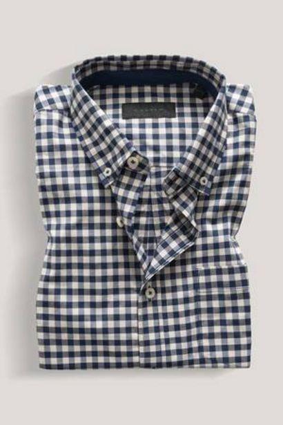 Oferta de Camisa de Algodón Classic a Cuadros Carven por 39,98€
