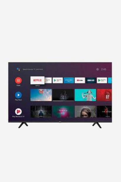 Oferta de Android Tv 4K Ultra HD Riviera de 55 pulgadas por 869€