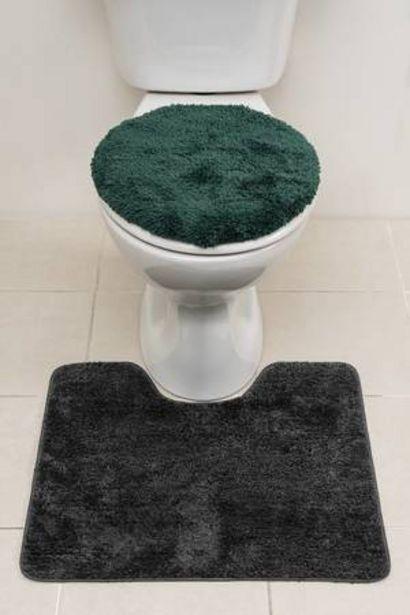 Oferta de Alfombra para Tapa de WC Deconova por 6,99€