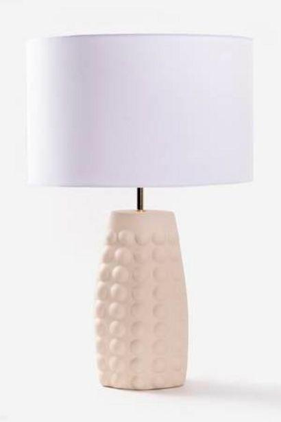 Oferta de Lámpara de cerámica para mesa Tahua por 35€