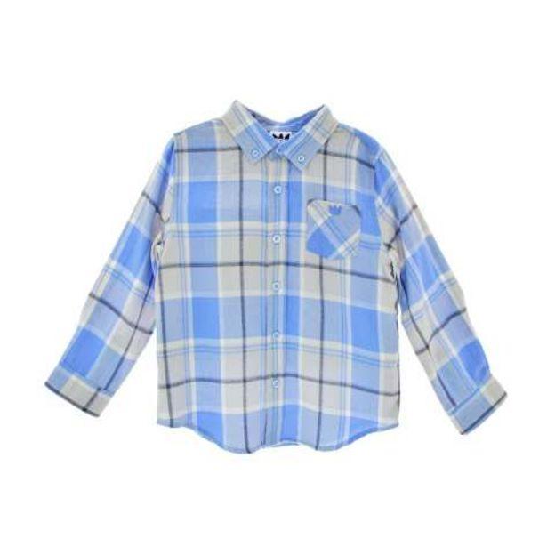 Oferta de Camisa M/L - 2191201 por 16,99€