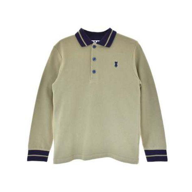 Oferta de Camiseta Polo M/L - 2191174 por 13,59€