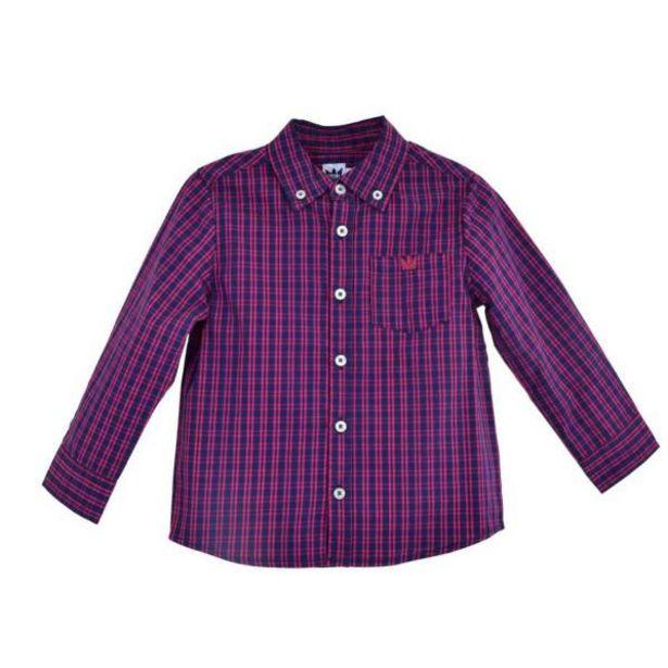 Oferta de Camisa M/L - 2190484 por 16,99€