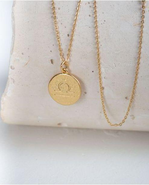 Oferta de Collar con dije zodiacal Libra por 39900€