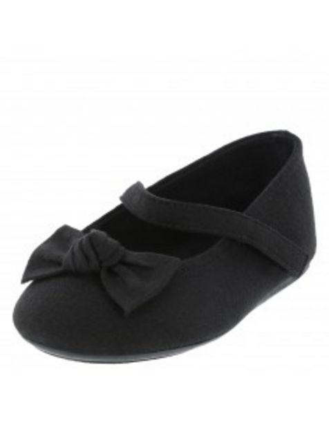 Oferta de Zapatos Ana Wrap Bow para niñas pequeñas por 24,99€