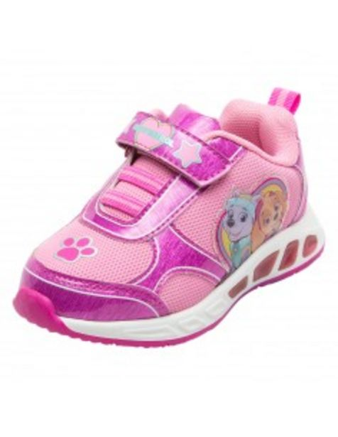 Oferta de Zapatos para correr Paw Patrol para niñas pequeñas por 46,99€