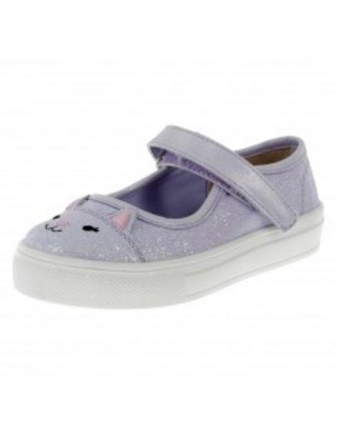 Oferta de Zapatos Cara de gato para niñas pequeñas por 17,99€