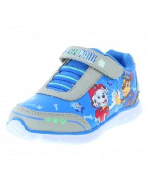 Oferta de Zapatos para correr con luces de Paw Patrol para niños pequeños por 34,99€