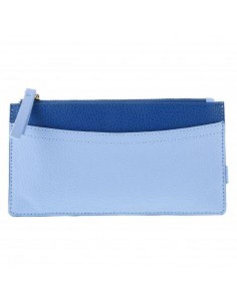 Oferta de Billetera Azul cc para mujer por 9,99€
