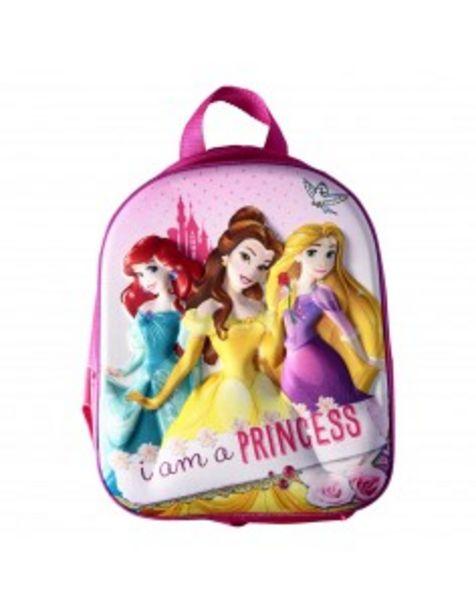 Oferta de Mochila Princess para niñas por 21,99€
