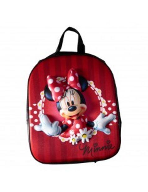 Oferta de Mochila Minnie Mouse para niñas por 19,99€