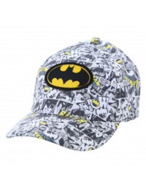 Oferta de Gorra de Batman para niños por 11,99€