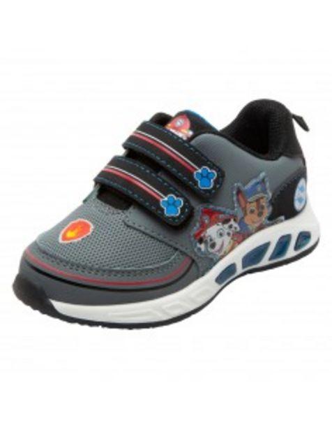 Oferta de Zapatos para correr con luces de Paw Patrol para niños pequeños por 46,99€