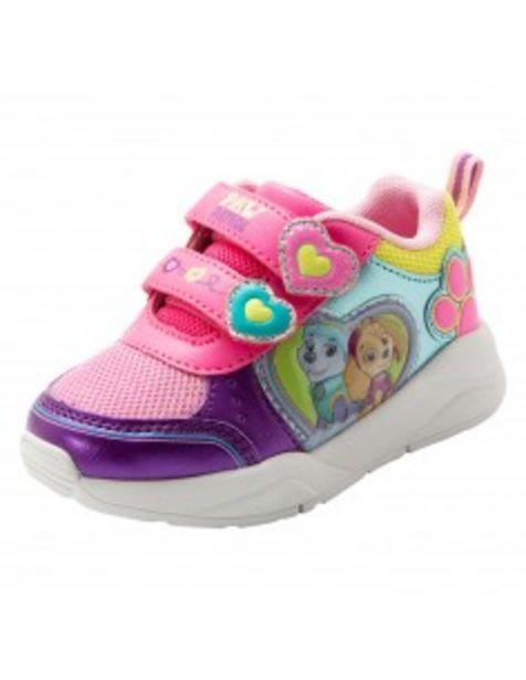 Oferta de Zapatos para correr de Paw Patrol para niñas pequeñas por 42,99€