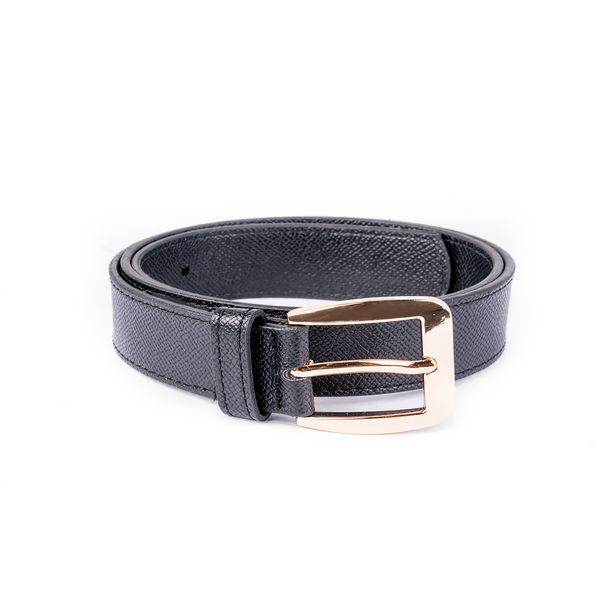 Oferta de Cinturón clásico con ojal por 12,9€