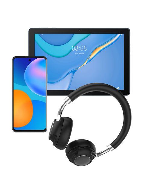 Oferta de Huawei Y7a + MatePad T 10 + Audífonos por 539,99€