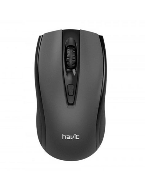 Oferta de Mouse inalámbrico MS753 negro por 5,9€