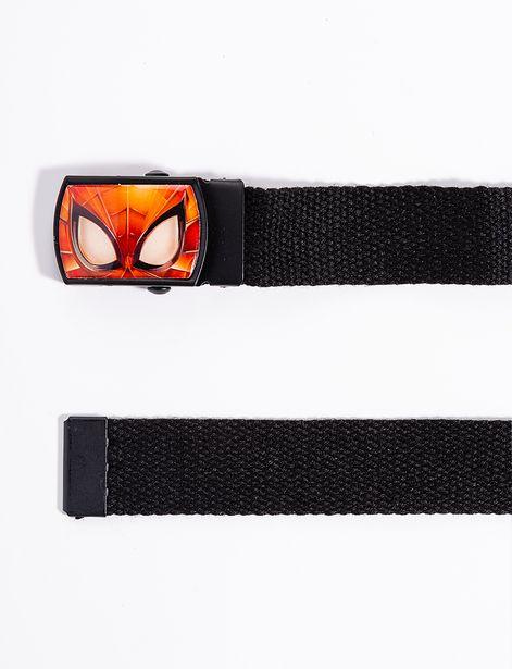 Oferta de Cinturón Spiderman negro por 4,91€