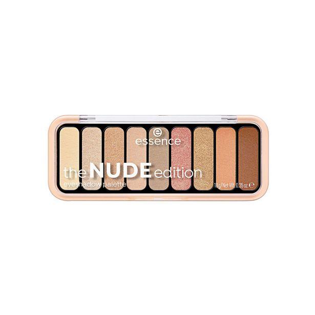 Oferta de Paleta de sombras  The Nude Edition por 5,49€