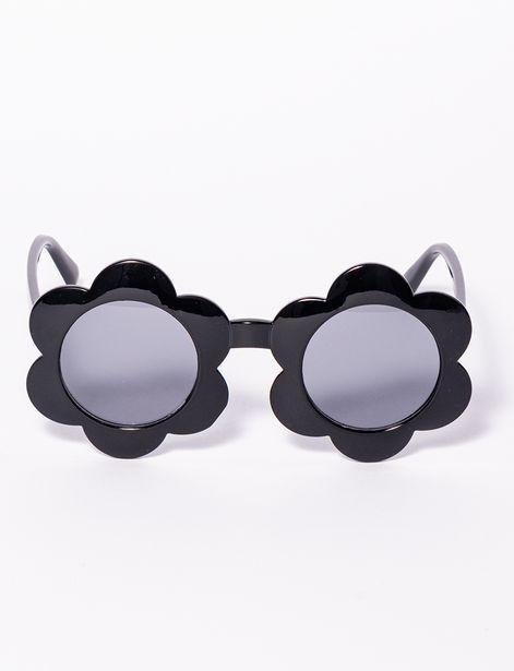 Oferta de Gafas de flor negra por 4,91€