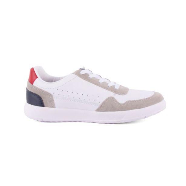 Oferta de Zapatos urbanos cortes en contraste por 47,9€