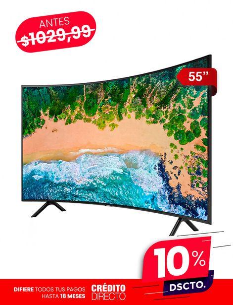 """Oferta de TV LED Smart Samsung UHD 55"""" por 926,99€"""