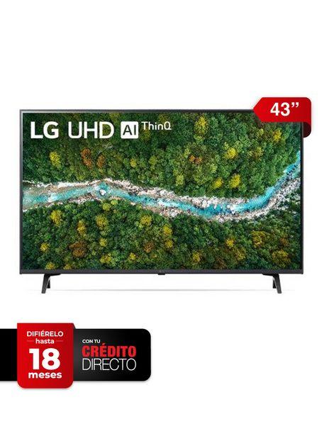 """Oferta de LG Smart TV 43"""" 4K por 1€"""