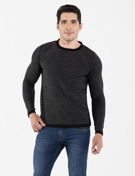 Oferta de Sweater básico negro por 29,9€