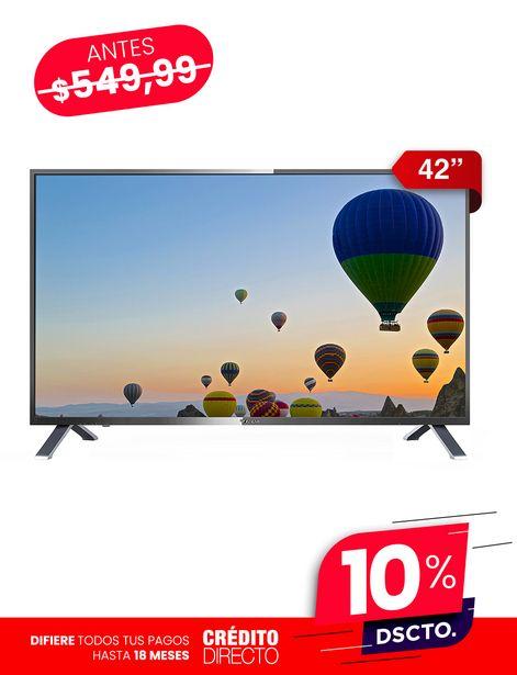 """Oferta de Innova Smart TV 42"""" por 494,98€"""