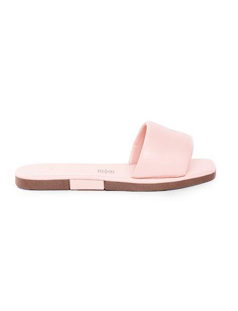 Oferta de Sandalia flat palo de rosa por 29,9€