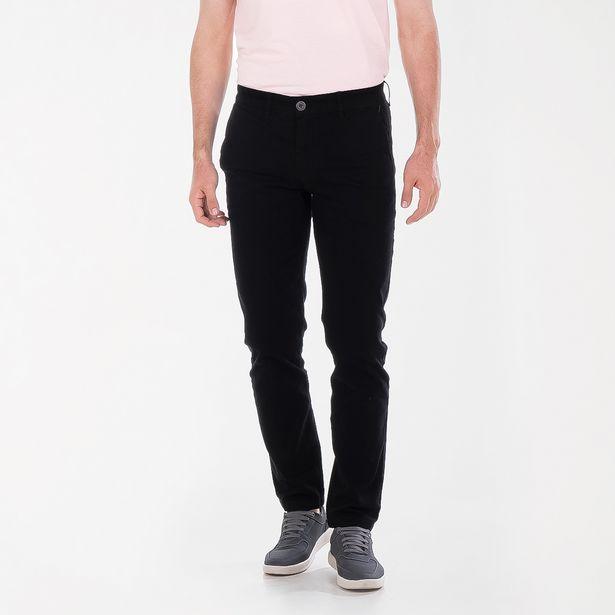 Oferta de Pantalón casual negro por 37,95€