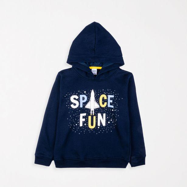 Oferta de Chompa Space azul por 19,9€