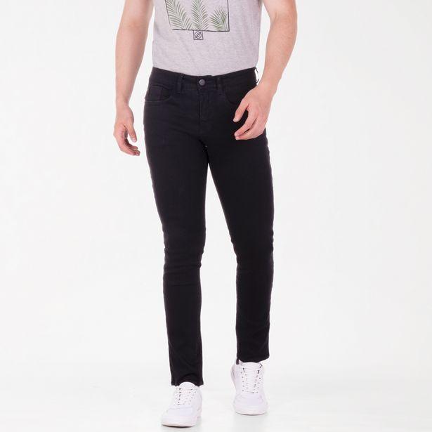 Oferta de Pantalón negro skinny por 37,95€