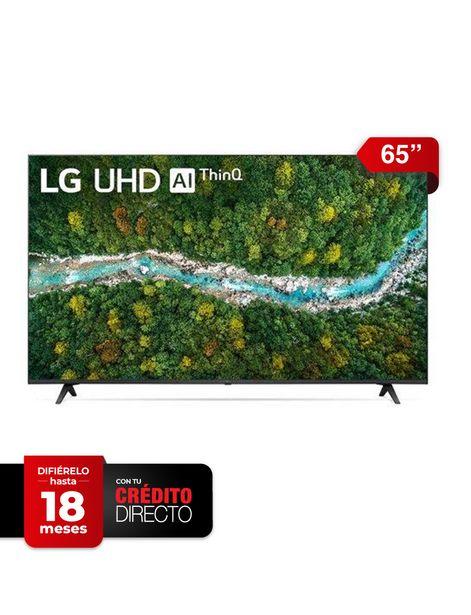 """Oferta de LG Smart TV 65"""" 4K por 1€"""